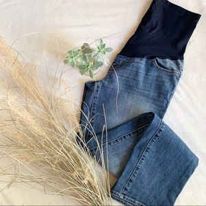 ⭐️2/$15 Liz Lange Maternity | Bootcut Jeans